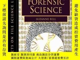 二手書博民逛書店The罕見Facts on File Dictionary of Forensic Science-法醫學檔案詞典