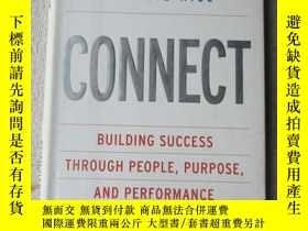 二手書博民逛書店CONNECT:罕見Building Success Throu