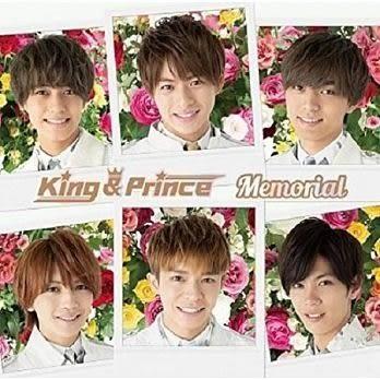 King & Prince Memorial CD | OS小舖