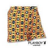 【Play Boy】MIT製造 兔頭剖圓四角褲『單件組』PN201-674D