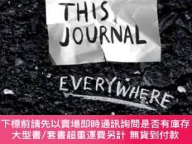 二手書博民逛書店Wreck罕見This Journal EverywhereY454646 Keri Smith 著 Pen