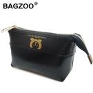 [協貿國際]bagzoo原創新款潮女歐美風尚女式包手工牛皮手