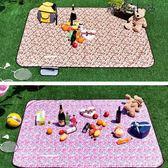 野餐墊防潮墊戶外沙灘地墊防水