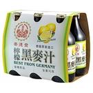 崇德發檸檬黑麥汁330ml*6【愛買】