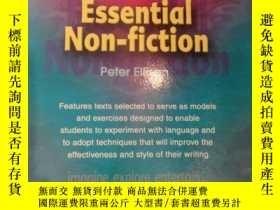二手書博民逛書店essential罕見non-fiction必要的非小說類Y23