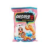 韓國 農心 龍蝦造型餅乾(辣椒奶油龍蝦風味)60g【小三美日】團購/零食
