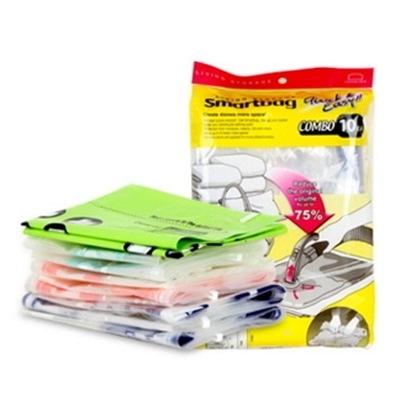真空壓縮袋(十一件套)-環保材質衣物健康居家收納防塵套73l17【時尚巴黎】