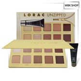 Lorac Unzipped 10色眼影盤+眼部打底膏 5.5g Eye Shadow Palette+Behind - WBK SHOP