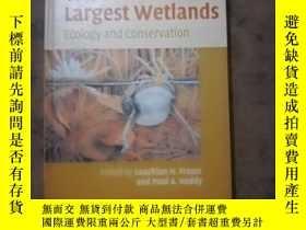 二手書博民逛書店The罕見World s Largest Wetlands Ec