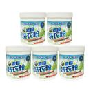 AiLeiYi濃縮洗衣粉1kg (5罐/組)