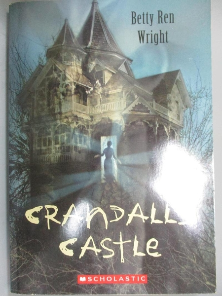 【書寶二手書T5/原文小說_G5D】Crandalls Castle_Betty Ren Wright