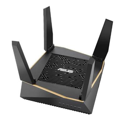 ASUS華碩 RT-AX92U AX6100 Ai Mesh 三頻 WiFi 無線路由器