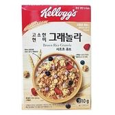家樂氏黑豆糙米穀物脆-莓果豆漿塊310g【愛買】
