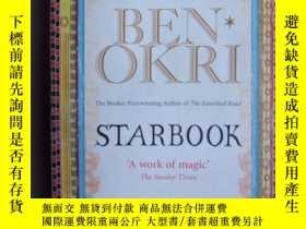 二手書博民逛書店STARBOOK---A罕見MAGICAL TALE OF LOVE AND REGENERATION(英文原版書