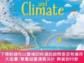 二手書博民逛書店See罕見Inside Weather & Climate 英文原版Y454646 Katie Daynes