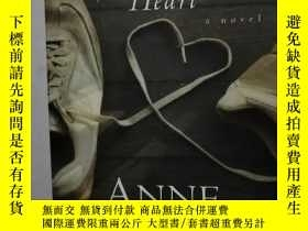 二手書博民逛書店CROOKED罕見LITTLE HEARTY19285 ANNE