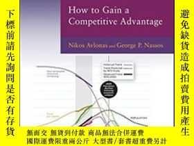 二手書博民逛書店Practical罕見Sustainability Strategies: How To Gain A Compe