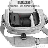 相機包 相機包女尼康數碼收納包微單袋男鏡頭保護套攝影單肩 娜娜小屋