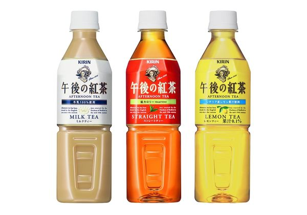 KIRIN午後紅茶-檸檬紅茶-1瓶(500ml/瓶)【合迷雅好物超級商城】
