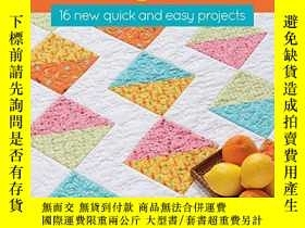 二手書博民逛書店More罕見Take 5 Quilts: 16 New Quic
