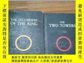 二手書博民逛書店part罕見1 The Fellowship of the Ri