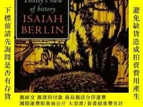二手書博民逛書店The罕見Hedgehog And The FoxY256260 Isaiah Berlin Phoenix