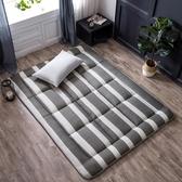 床墊1.8m床1.5m床1.2米單人雙人褥子墊被學生宿舍海綿榻榻米床褥