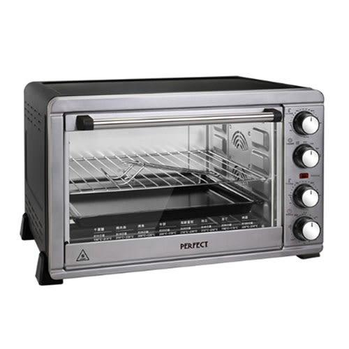 PERFECT 雙溫控電烤箱-45L PR-450【愛買】