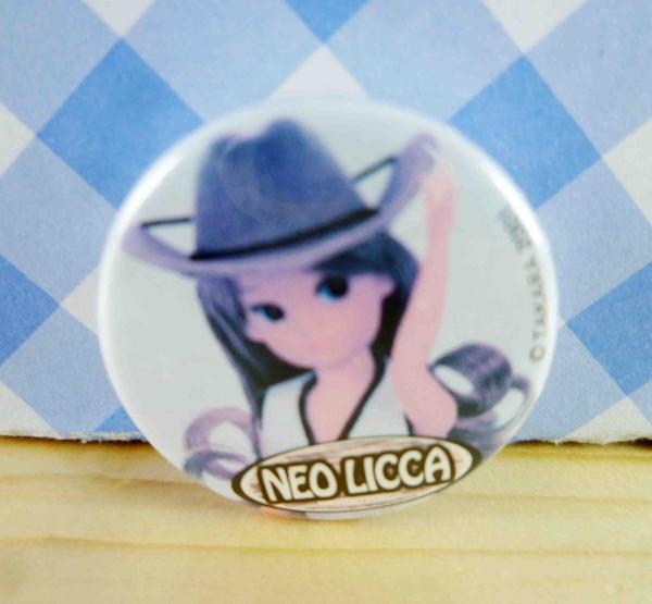 【震撼精品百貨】NEO LICCA麗卡~別針/胸針-牛仔帽