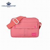 【COLORSMITH】CE.方型側背包・CE1006-A-PN