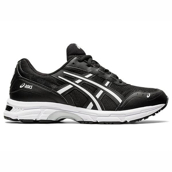 Asics Gel-escalate [1201A042-001] 男鞋 運動 休閒 慢跑 避震 緩衝 穩定 穿搭 黑