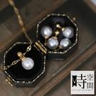 『時空間』法式優雅珍珠造型項鍊 -單一款...