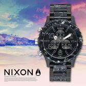 【人文行旅】NIXON | A037-2185 42-20 CHRONO時尚腕錶