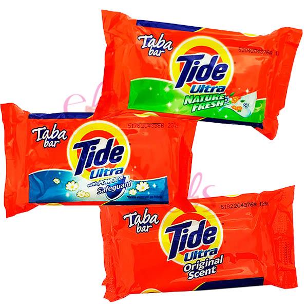 Tide洗衣皂 漂白/清香/原味 140g 三款供選 ☆艾莉莎ELS☆