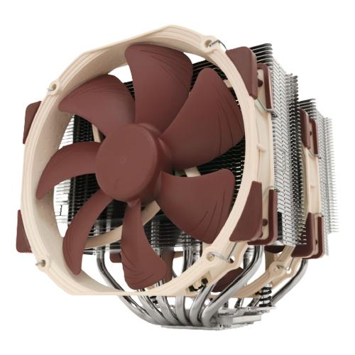 Noctua 貓頭鷹 NH-D15 雙扇 六導管 靜音 高165mm CPU 雙塔散熱器