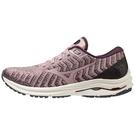 MIZUNO WAVE RIDER 24 女鞋 慢跑 避震 U4ic ENERZY中底 柔軟 紫【運動世界】J1GD207563