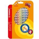 STABILO EASYcolors 右手專用的力學設計色鉛筆(12色)*332/12