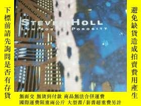 二手書博民逛書店Steven罕見Holl Luminosity Porosity