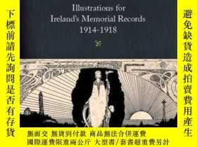 二手書博民逛書店Harry罕見Clarke s War: Illustrations for Ireland s Memorial