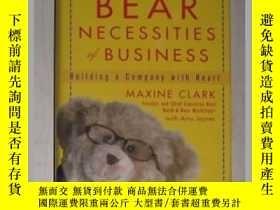 二手書博民逛書店英文原版罕見The Bear Necessities of Bu