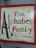 【書寶二手書T5/少年童書_YHY】The Alphabet Family_Eva Montanari