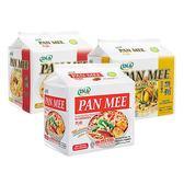馬來西亞 INA PAN MEE辣味咖哩/咖哩/蝦咪辣醬/原味海鮮/香辣鮮蝦(1袋入) 款式可選【小三美日】