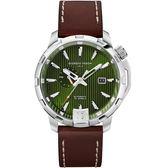 Giorgio Fedon 1919 TIMELESS VIII系列機械腕錶 GFCI005 綠面