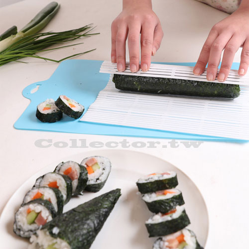 壽司捲簾 DIY海苔捲 壽司簾 飯糰模具