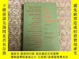 二手書博民逛書店The罕見Long poem anthology長詩選集,197
