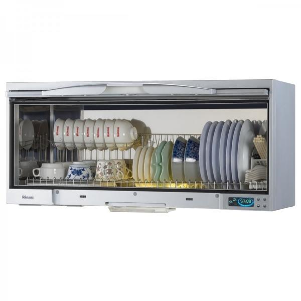 《修易生活館》林內 RKD-182 SL(Y) 懸掛式烘碗機(液晶顯示) 80CM (不含安裝)