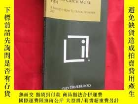 二手書博民逛書店How罕見to Catch More Fish: A Fawcett How to Book, Number 26