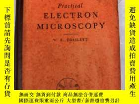 二手書博民逛書店practical罕見electron microscopy(H