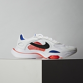 Nike Air Zoom Division 男鞋 白紅 氣墊 舒適 緩震 休閒鞋 CK2946-100