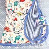 軟綿綿的新生兒大號雙層純棉寶寶床單毯兒童印花被空調被攜帶方便